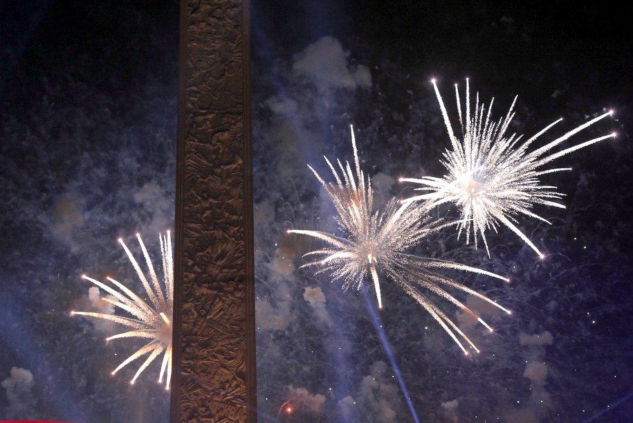 Салюты в День Победы пройдут в 17 московских парках