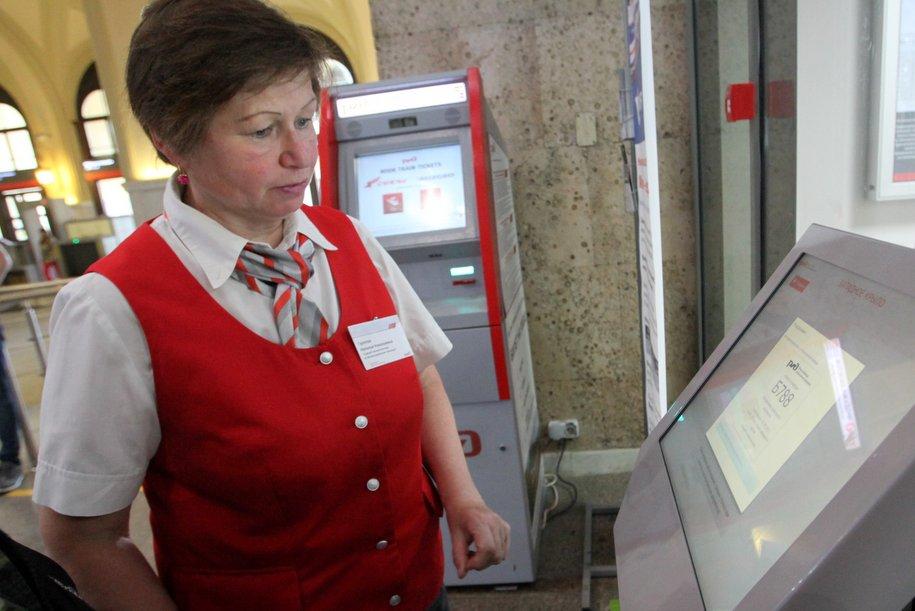 Электронную очередь введут на семи вокзалах Москвы