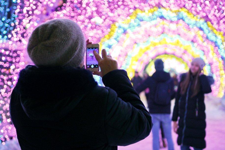 Поток туристов в Москву вырос на 65% с 2010 года