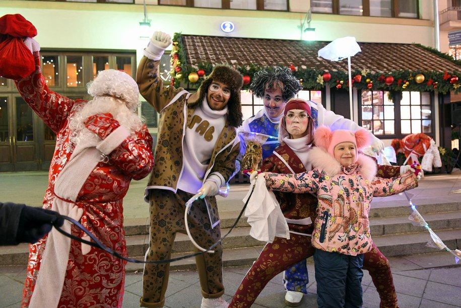 Фестивали приносят в бюджет Москвы более 60 млрд рублей