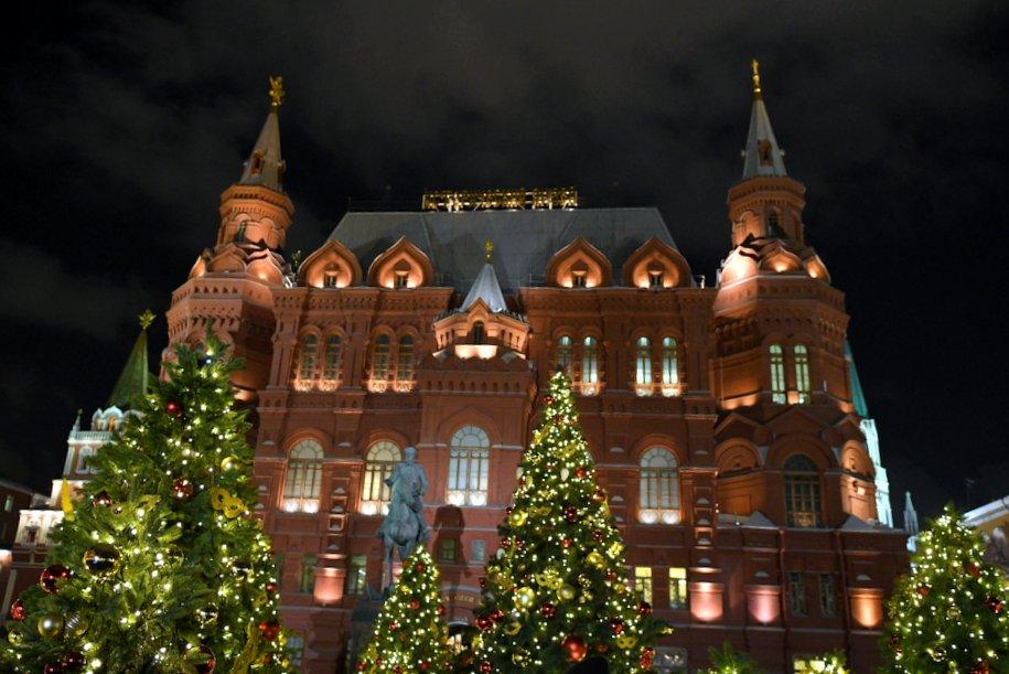 Экскурсии о Рождестве и Новолетии пройдут 5 и 8 января в Историческом музее