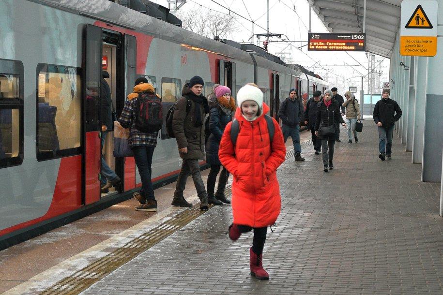 Акция «День пассажира» пройдет на станции МЦК «Площадь Гагарина»