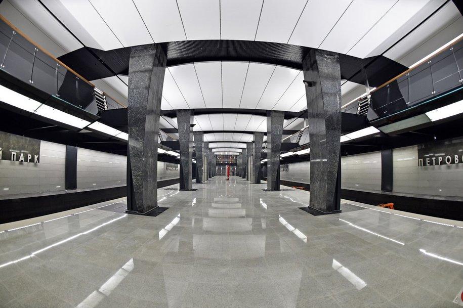 Первый участок ТПК метро проходит обкатку