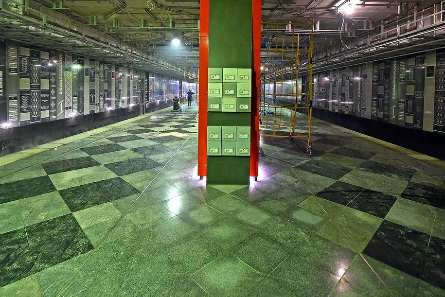 Станция метро «Рассказовка» станет виртуальной библиотекой