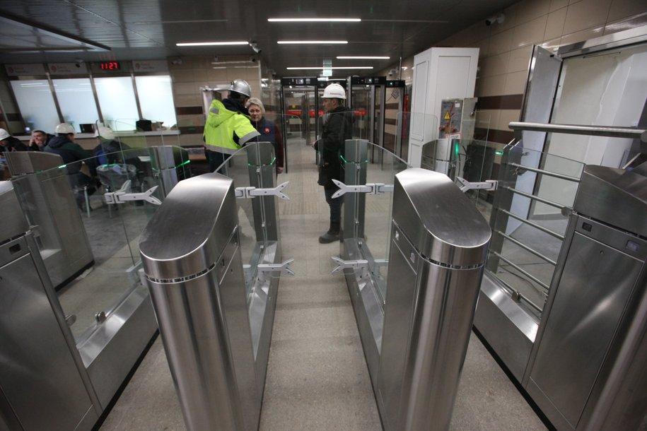 Провоз около 29 тыс. опасных предметов в метро предотвратили в декабре