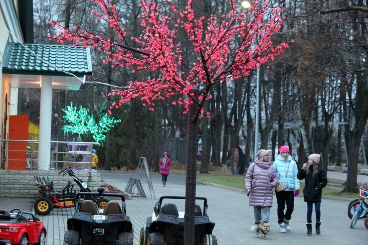 В столице ожидается небольшие заморозки и снег