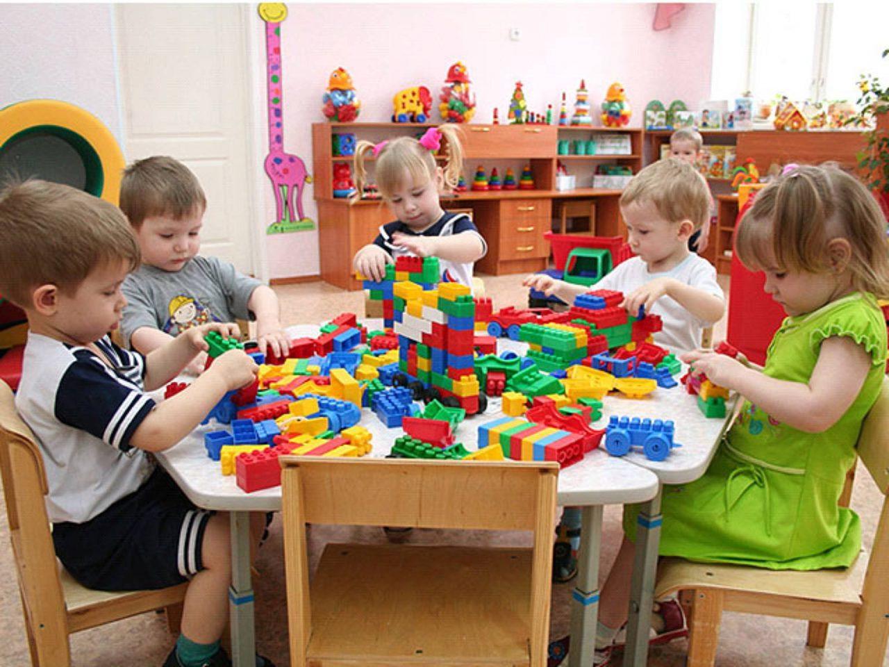 Два детских сада откроются до конца года