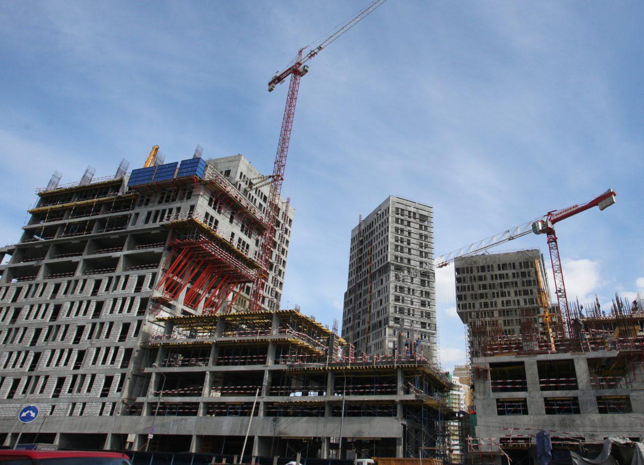 Звание «Почетный строитель Москвы» присвоено шести работникам отрасли