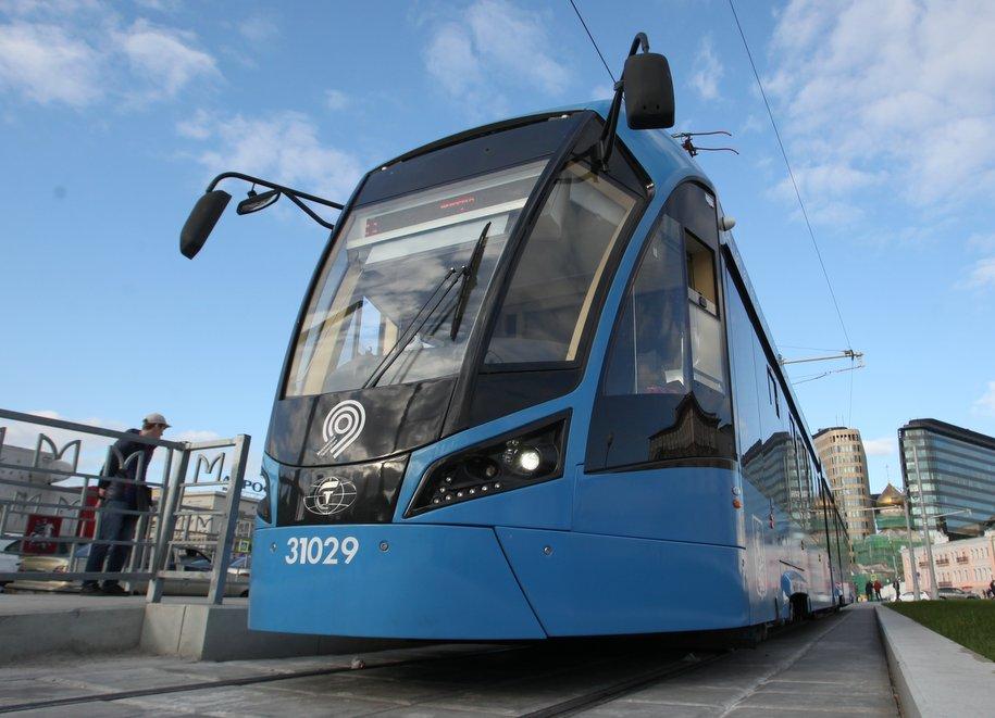 Первые трамваи в ТиНАО пустят вдоль Калужского шоссе