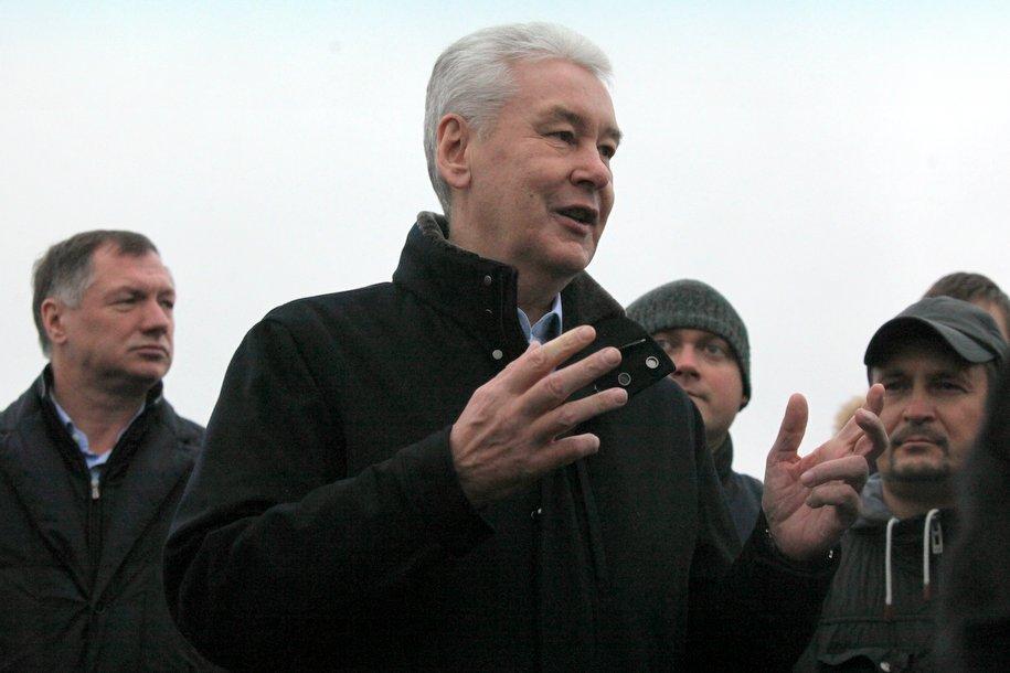 Мэр поздравил москвичей с Праздником весны и труда