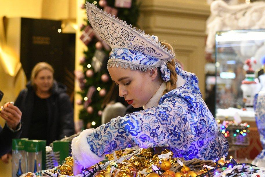 К Новому году начнут продавать конфеты «Москва»