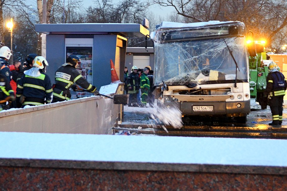 Поисково-спасательные операции завершены на месте аварии