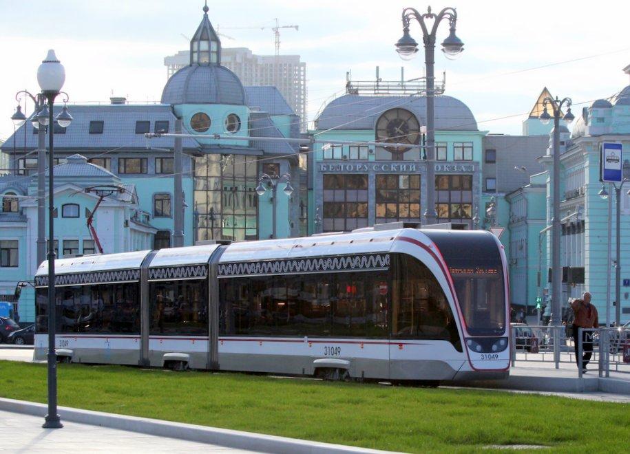 Москвичи стали чаще пользоваться Wi-Fi в наземном транспорте