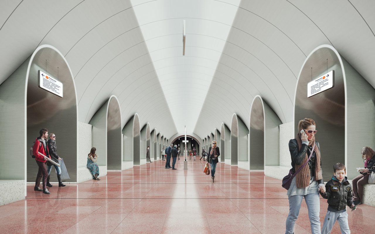 «Шереметьевскую» и «Ржевскую» построят к 2020 году