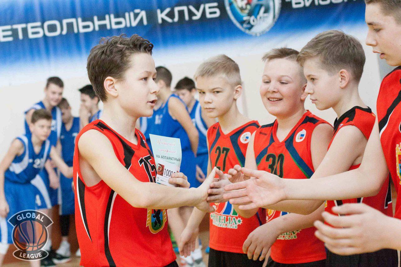 Баскетбол для юных и взрослых москвичей