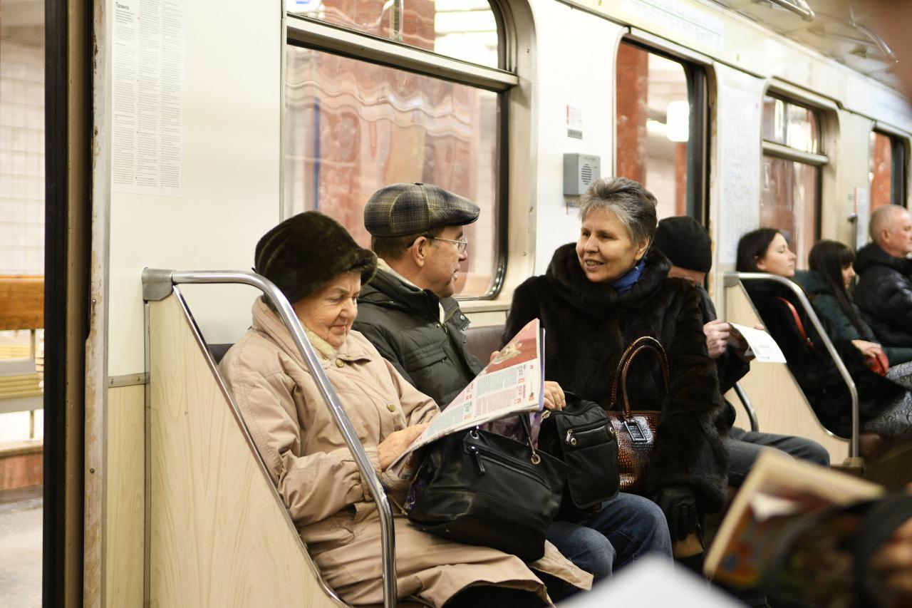 Активные граждане решат судьбу голосовых объявлений в метро