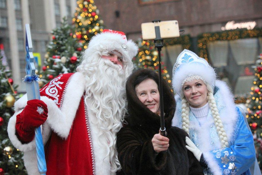 В Старый Новый год в столице пройдет более 100 мероприятий