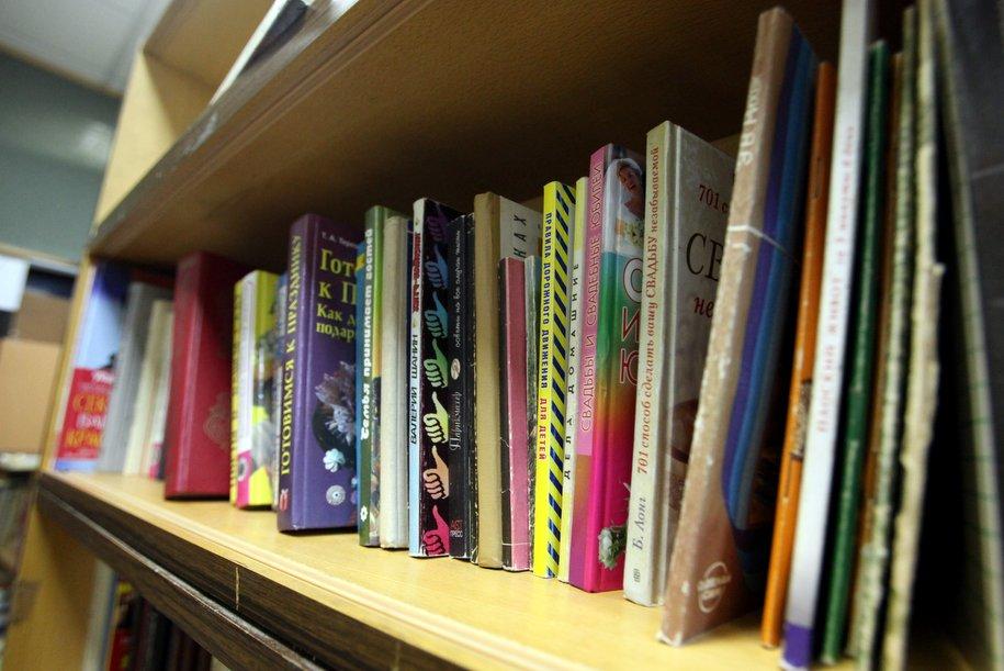 В библиотеки Москвы поступило 11 тыс. новых книг