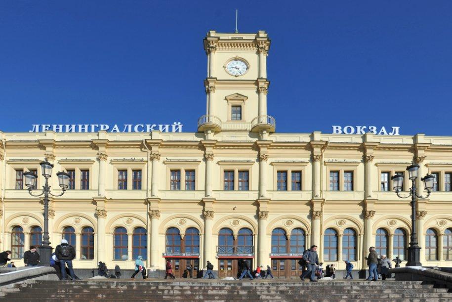 Количество «Сапсанов» на линии Москва — Санкт-Петербург увеличат в праздники