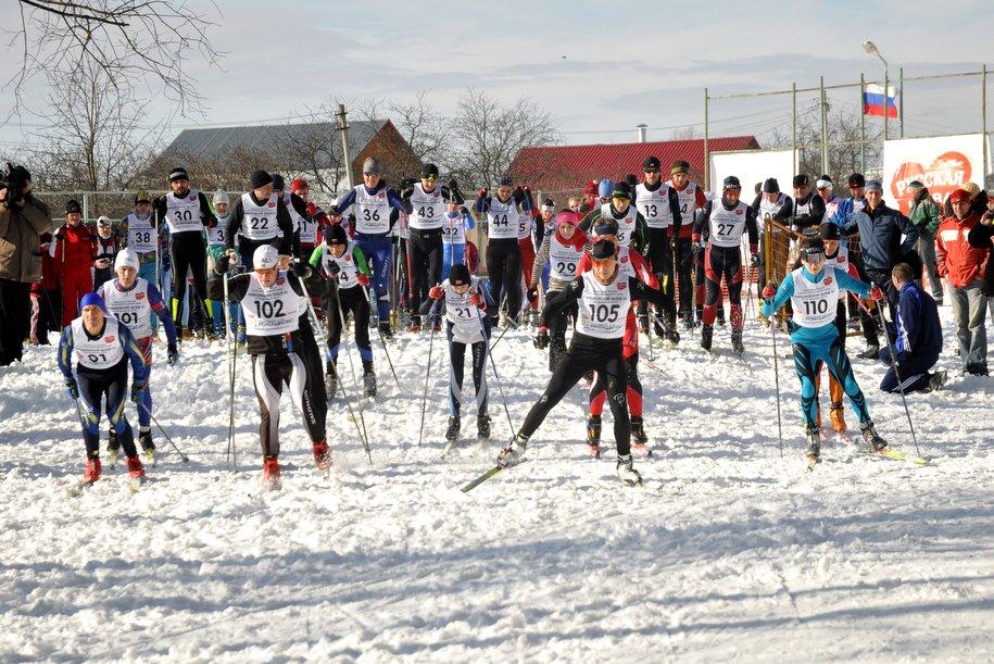 Региональный этап гонки «Лыжня России» пройдет в Химках