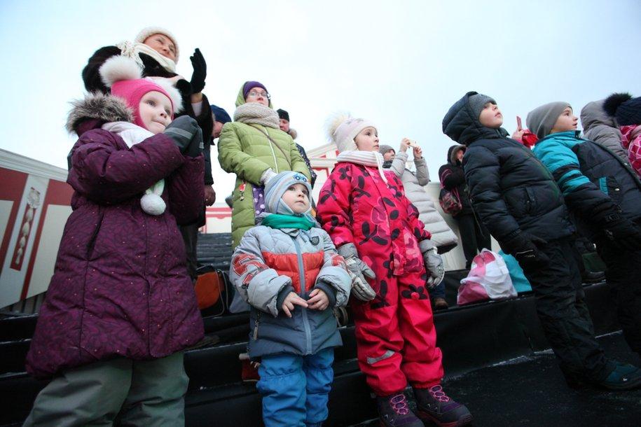 Новая Москва стала привлекательной для молодых семей