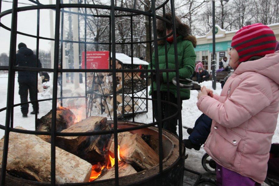 Синоптики рассказали о разнице морозов в Москве и Якутии