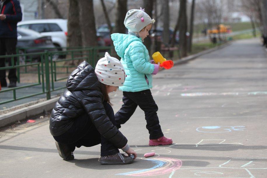 Три детских сада-трансформера построят в этом году в Москве