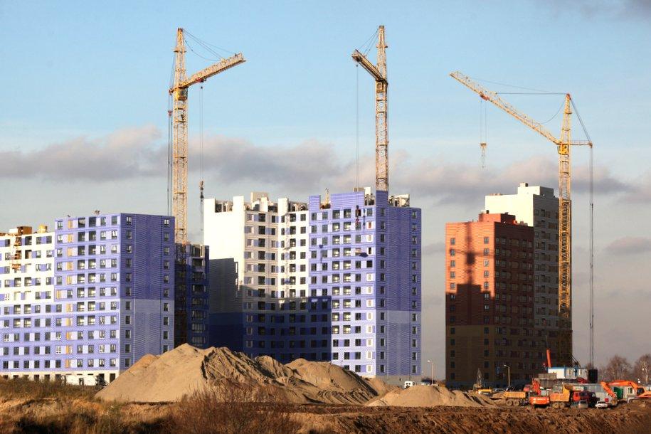 Первые дома по программе реновации начнут заселять в ближайшее время