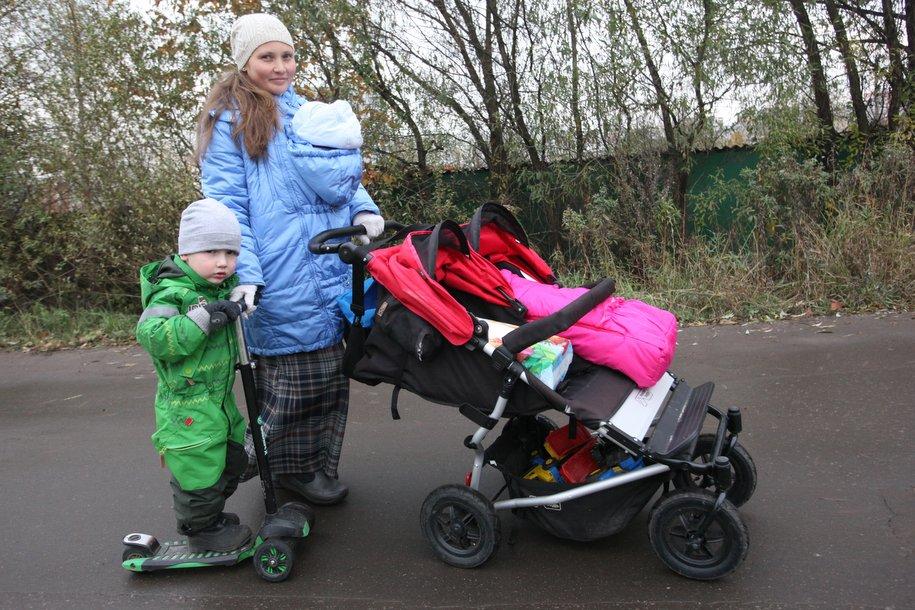 Праздник для многодетных мам пройдет в «Зарядье»