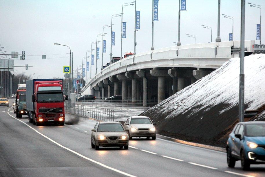 Через Москву-реку возведут 18 мостов