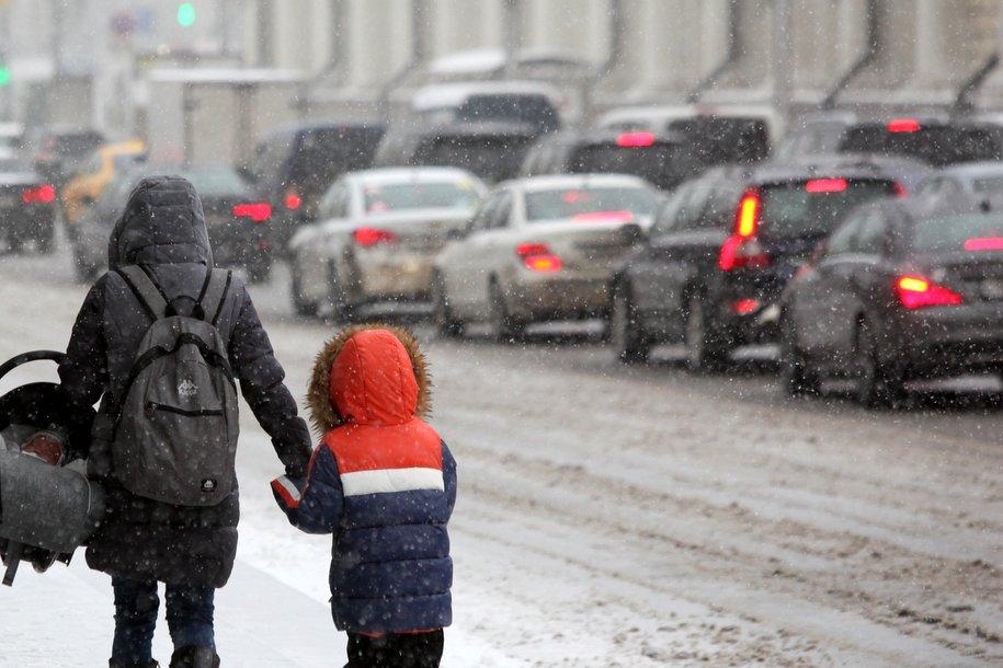ЦОДД призвал водителей отказаться от личного автотранспорта