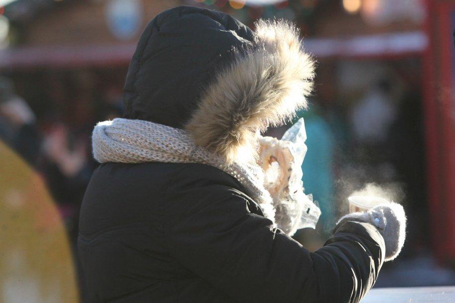 На Старый Новый год в Москву придут 14-градусные морозы