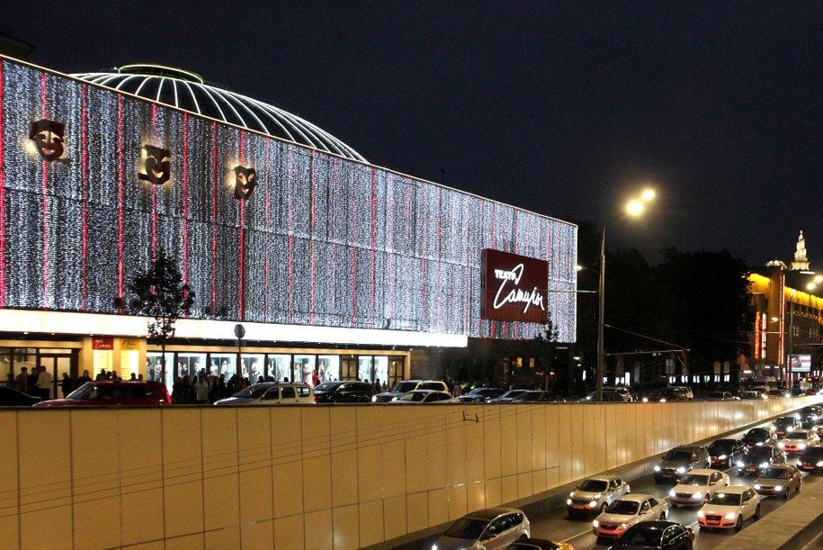 Прощание с Михаилом Державиным состоится 15 января в театре Сатиры