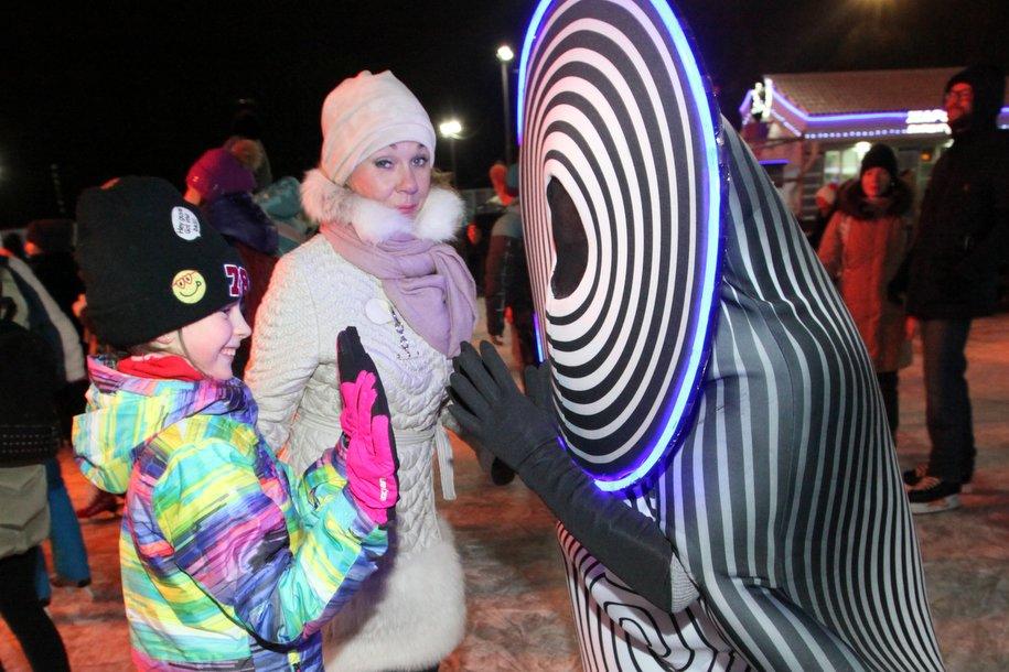 Свыше 1,3 млн человек посетили Парк Горького в праздничные дни