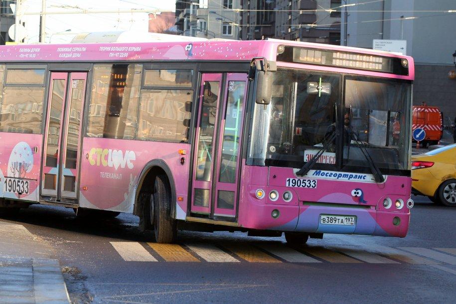Почти 600 новых автобусов появятся на улицах Москвы весной