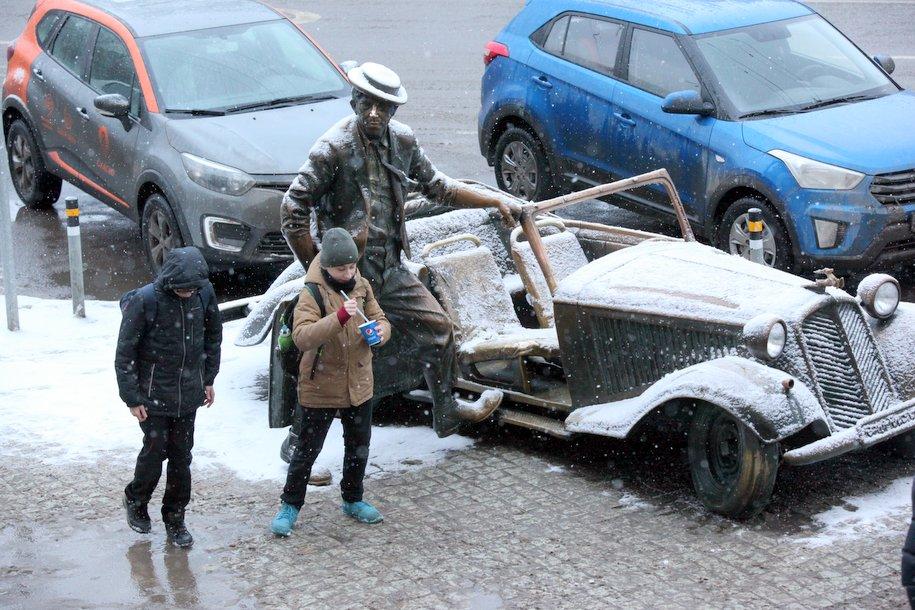 В столице появится улица Юрия Никулина и сквер Муслима Магомаева