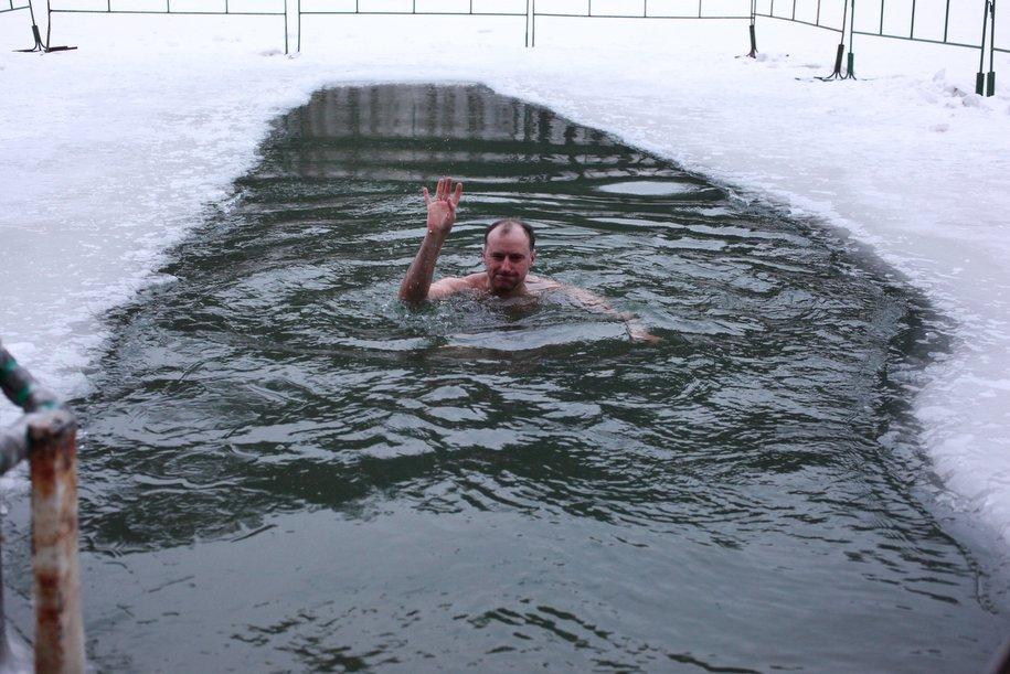В Москве подготовят почти 60 мест для крещенских купаний