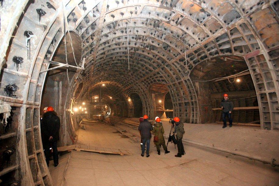 Станцию БКЛ «Савеловская» могут открыть до конца декабря