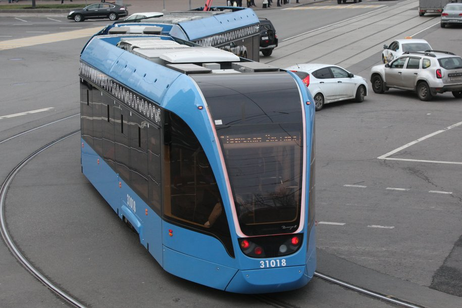 В Сокольниках проведут капитальный ремонт трамвайных путей