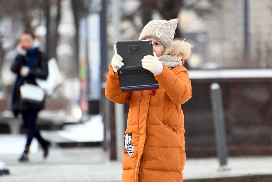 Неменее 100 тыс. человек воспользовались бесплатным Wi-Fi в столице России напраздниках
