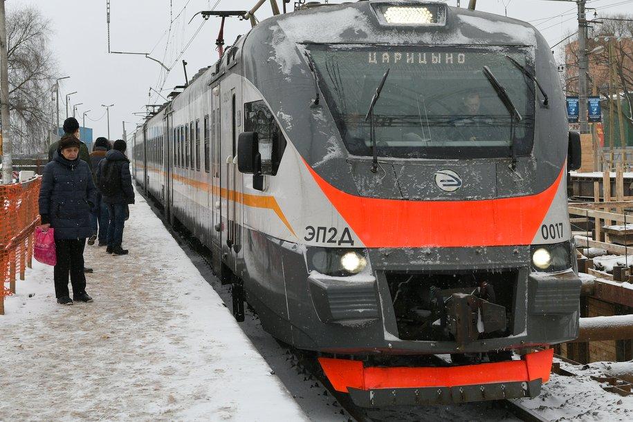 График движения электричек Киевского направления МЖД изменится