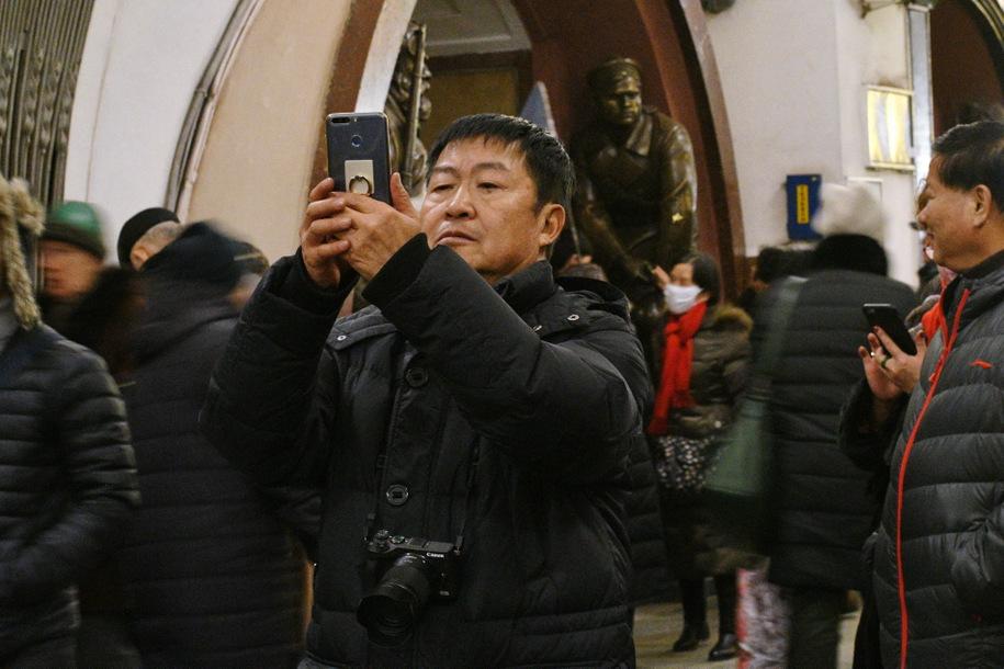 Поток туристов в Москве за 2017 год вырос на 13 процентов