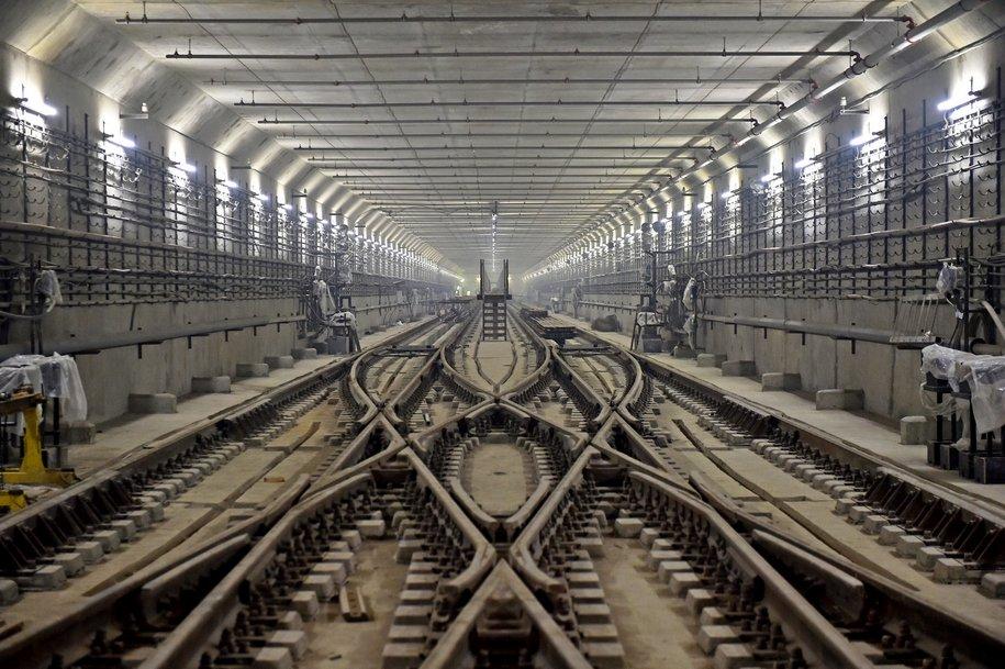 «Рассказовка» станет самой отдаленной от МКАД подземной станцией метро