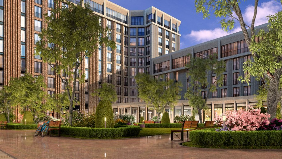 Парк площадью 10 га откроют на территории ЖК «Зиларт» во II квартале 2018 года