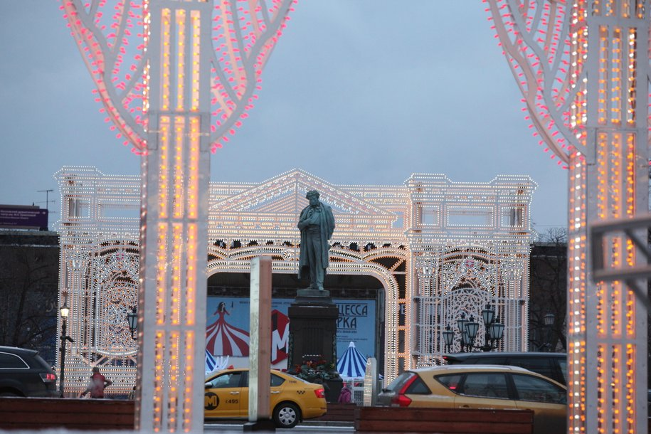В Москве отреставрировали 182 памятника за 2017 год