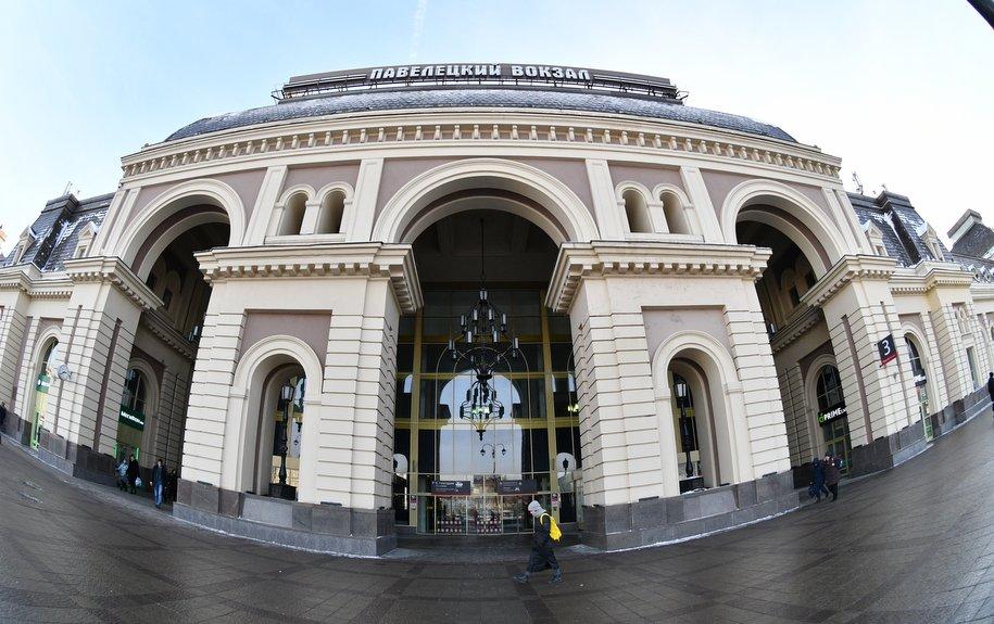 История строительства Павелецкого вокзала