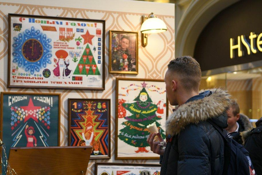Более 70 событий культуры происходят в Москве ежедневно