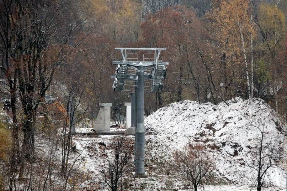 Канатную дорогу между Воробьевыми горами и Лужниками запустят к лету 2018 года