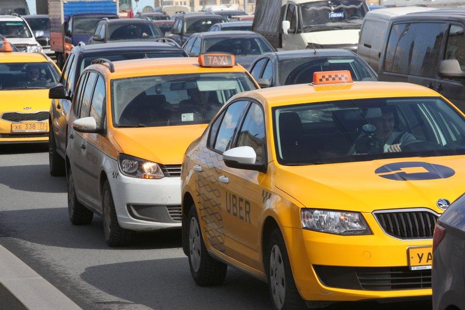 Столичные власти предложили аэропортам единые условия работы городских такси