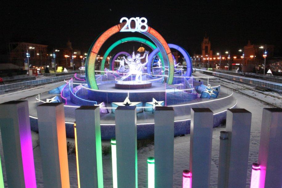 В Старый Новый год на ВДНХ проведут ретродискотеку